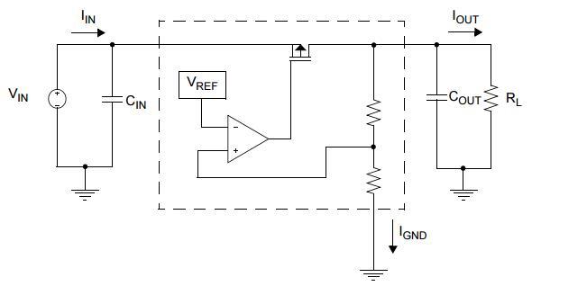AN1025中文手册之从5.0V电源转换成3.0V稳压输出