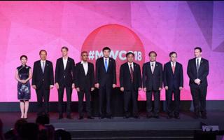 MWC上海2018:NB-IoT喧宾夺主,5G明...