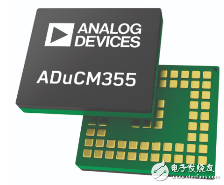 ADI推出新型智能电子化学传感器接口IC—ADuCM355