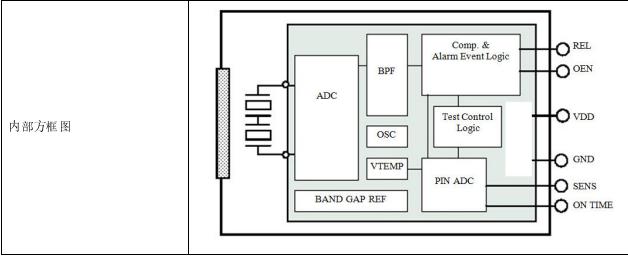 AS612数字智能热释电红外传感器的详细中文数据手册免费下载