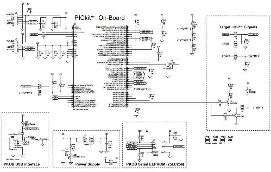 PIC32MM USB Curiosity开发板快速入门指南