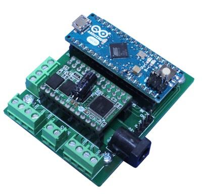 电机驱动器模组方案