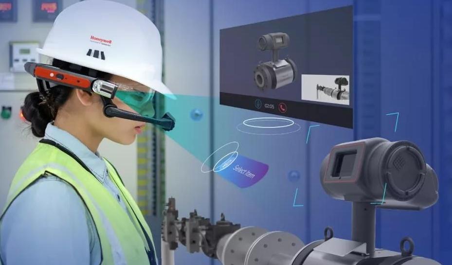 RealWear推出一款防爆型工业头戴平板电脑