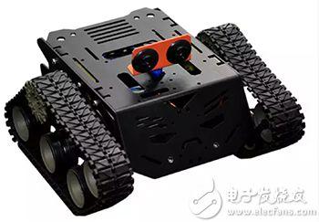 DFRobot Devastator 图片