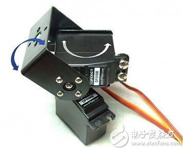 DFRobot DF05BB 倾斜/平移安装图片