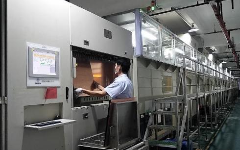 华强聚丰投资8000万,九江PCB工厂即将驶入快车道