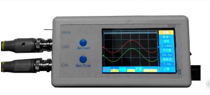 泰克示波器用于数据采集的步骤及使用注意事项