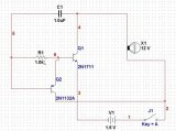 自激振荡器电路的解析过程