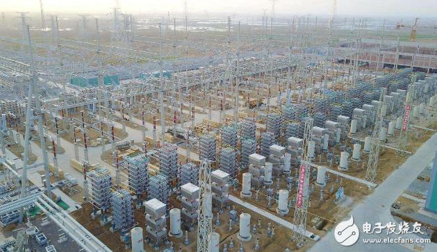 针对±800 kV特高压换流站噪声控制的措施