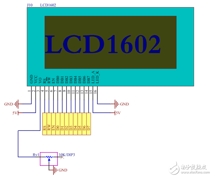 LCD1602是什么?关于LCD1602液晶模块的显示问题?
