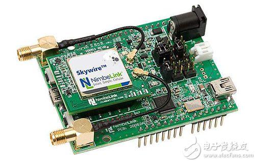 NimbeLink NL-M1DK 开发套件的图片