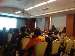 关于推动CATV技术的会议举行