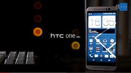 体验HTC One M9 ,且了解其性能