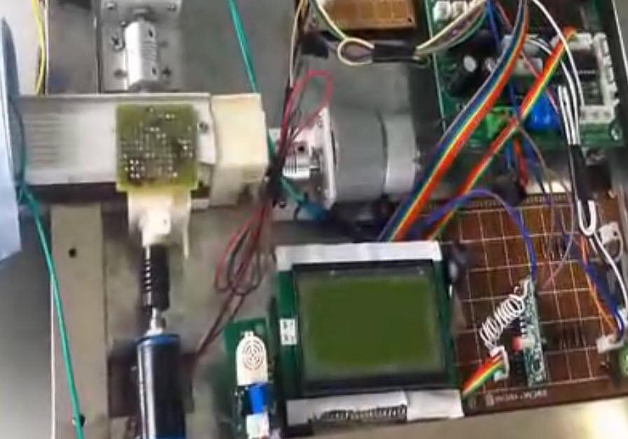 关于光控温控智能百叶窗的设计介绍