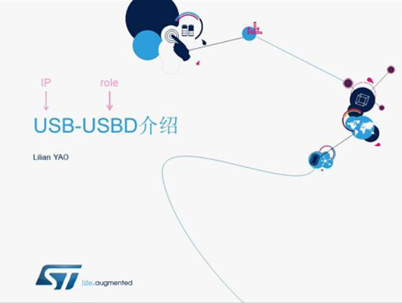 USB IP 协议描述