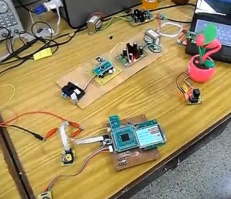 关于多功能室内环境监测系统的设计介绍