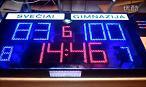 预计单片机的篮球LED计分器设计