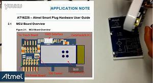 关于 Atmel 智能插座的操作演示(4)