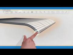 触控创新技术Atmel XSense:支持可弯曲...