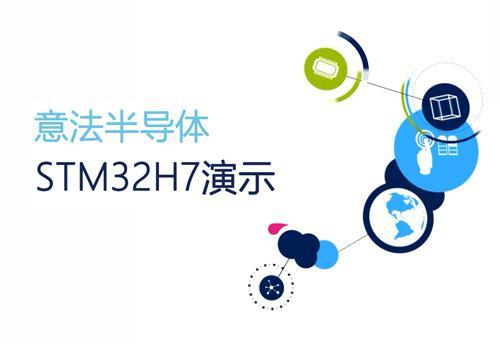 STM32H7演示:意法半导体