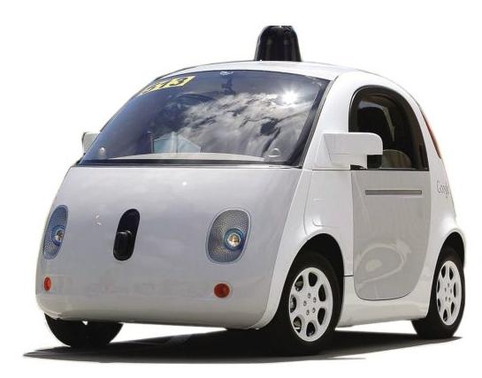 Apple进军无人驾驶汽车行业,巨头混战谁将登上...