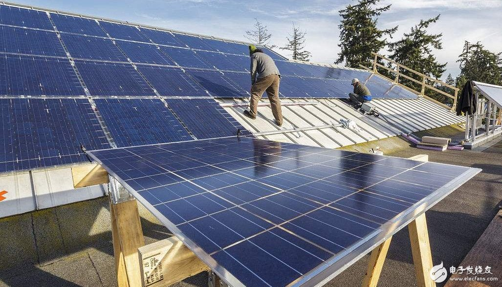 嘉兴南湖区计划2018年新增家庭屋顶光伏3200户,新增企业光伏25兆瓦