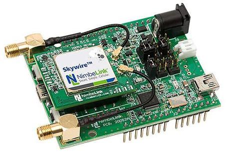 关于使用LTE Cat M1 模块实现生活系统的...