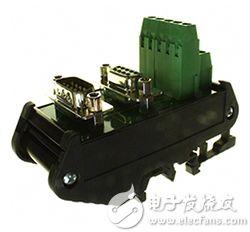 American Electrical, Inc. 的 DSUB-9-MF 接口模块图片