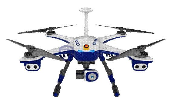 警用无人机发展迅速,推动警用无人机驾驶人才培训建设至关重要
