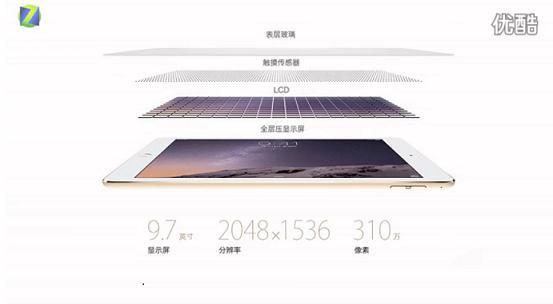 iPad Air2 与 ipad mini3的评...