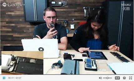 拆解苹果iPhone 6 plus进行性能评测