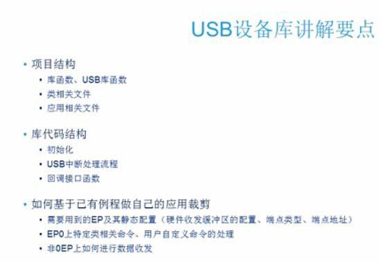 介绍USB IP库是什么?