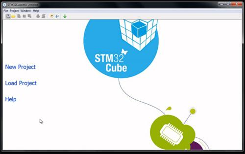 讲解使用CubeMX创建以太网过程操作