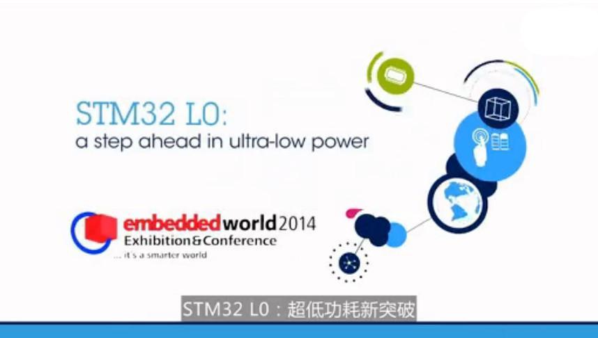 介绍STM32L0实现超低功耗