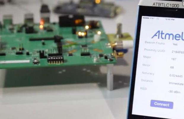 CES 2015: Atmel推出的新产品方案