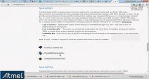 AVR入门: 介绍寻找文档和打开LED的操作