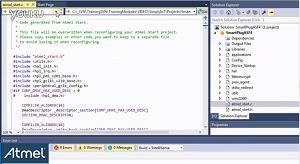 关于 Atmel 智能插座的操作演示(3)