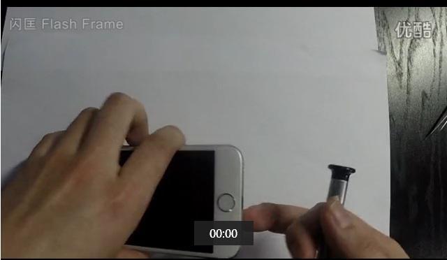 拆解iPhone 6的视频