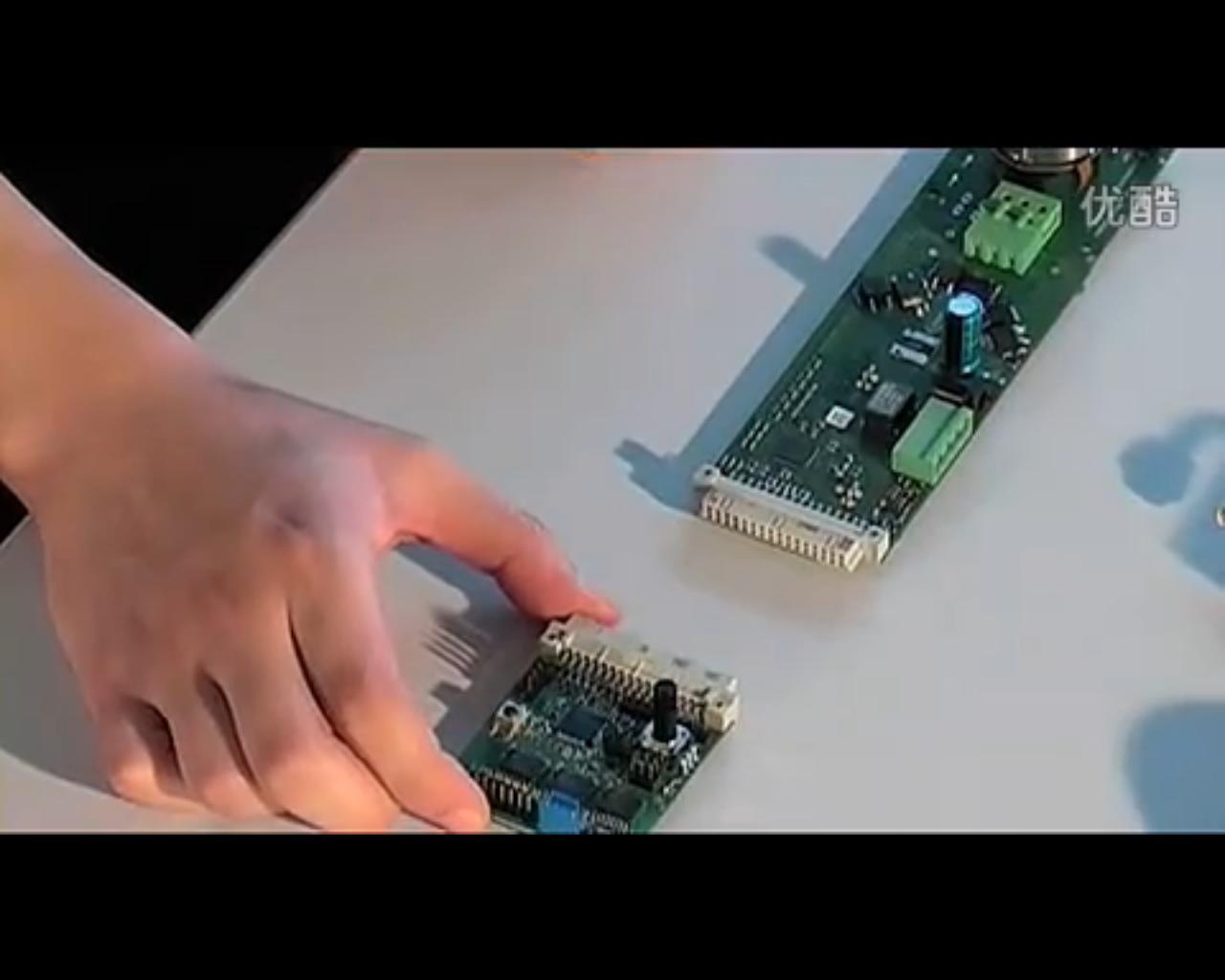 关于英飞凌汽车BLDC电机驱动套件演示视频