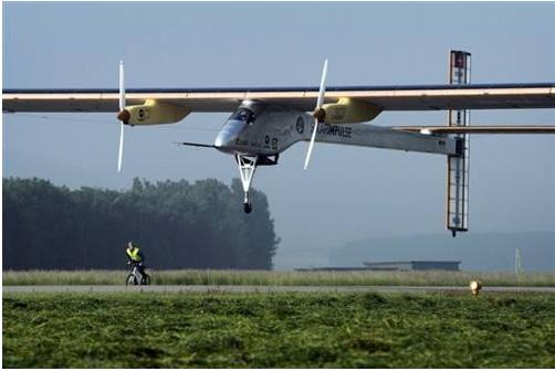 PHASA-35:新型太阳能无人机,计划2019...