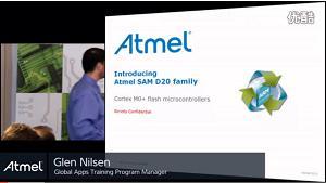 关于Atmel SAM D20 SERCOM应用介绍