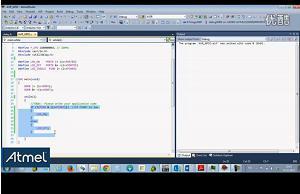 AVR入门: 如何建立简单低功耗的应用