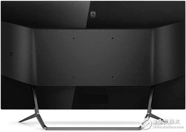 飞利浦Momentum 436M6VBPAB正式开卖,43英寸MVA面板和4k分辨率