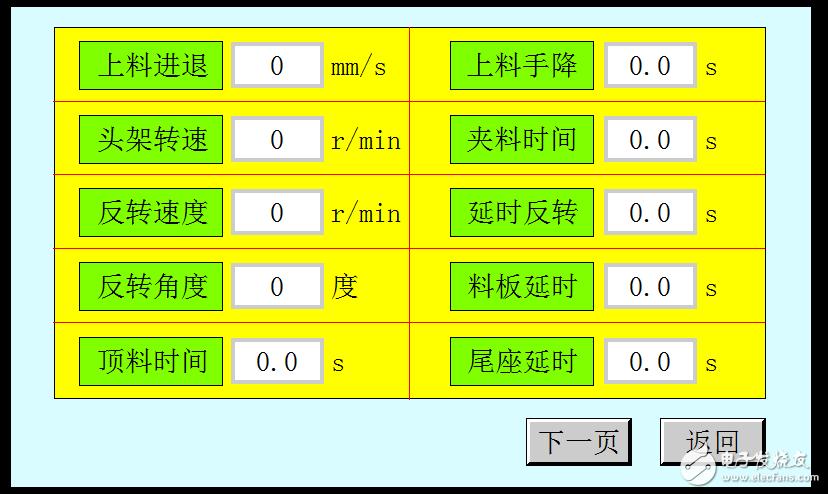 基于维控HMI+PLC控制自动磨床的实现