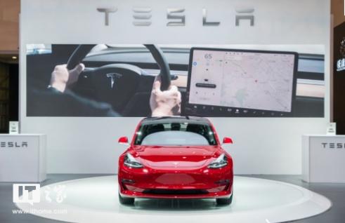 奋进的特斯拉:Model 3周产量达到5000辆...