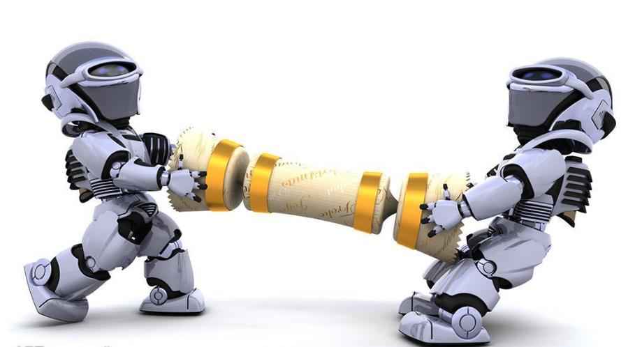 喷涂机器人将替代喷涂工人?