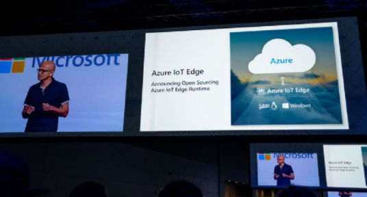 微软在全球推出Azure IoT Edge