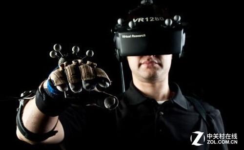 一文告诉你虚拟现实都有哪些核心的技术