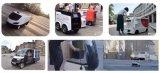 自动驾驶技术无人配送车你会收到无人配送车送的东西...
