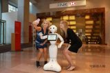 汇丰在零售银行店面启用机器人